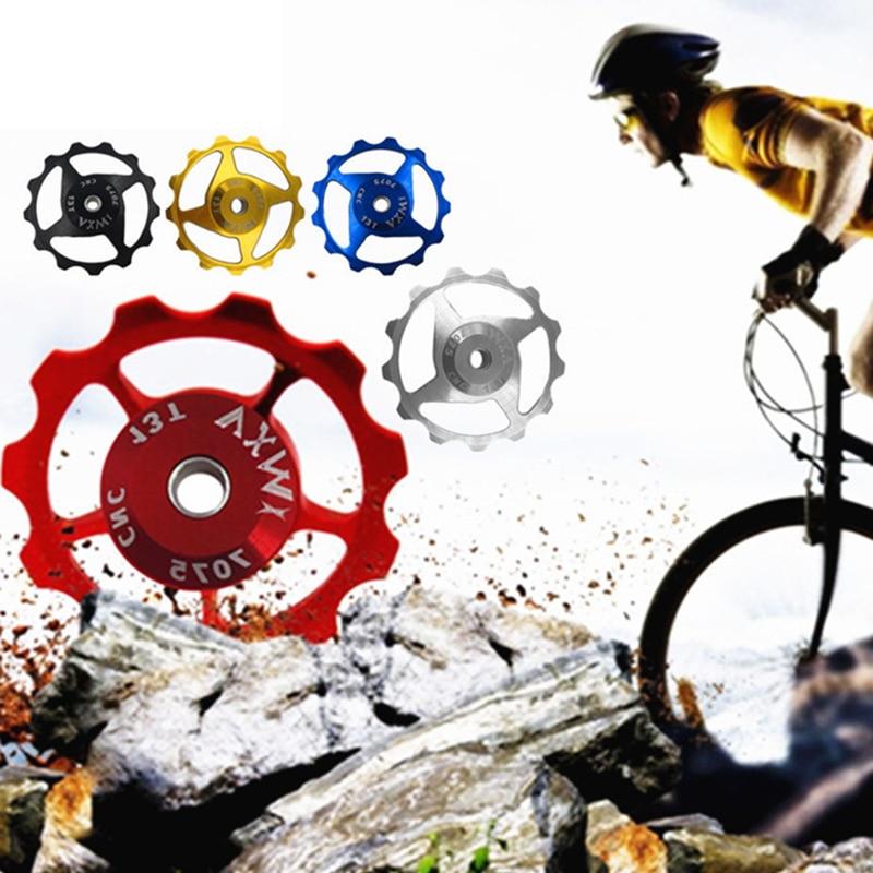 Fahrrad Umlenkrolle Führungsrolle Jockey 50mm nützlich Zubehör Teil langlebig