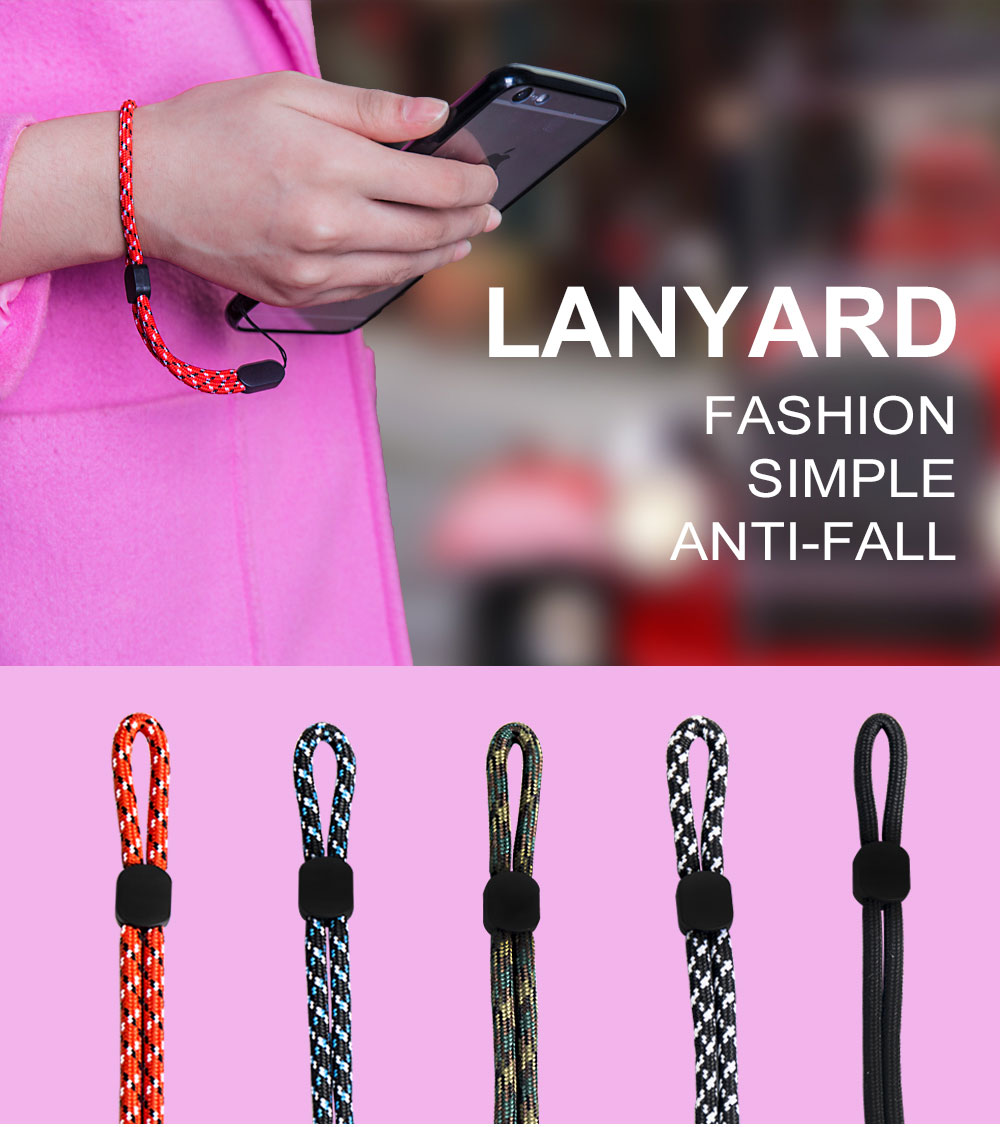 Ascromy Mobile Phone Wrist Strap Lanyard For Key iPhone 7 8 Plus Xiaomi Hand Straps Camera Cell Gadget Keycord tour de cou clef Accessories (1)