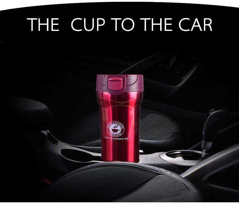 Mug isotherme étanche 350 & 500 ML pour la voiture | OkO-OkO