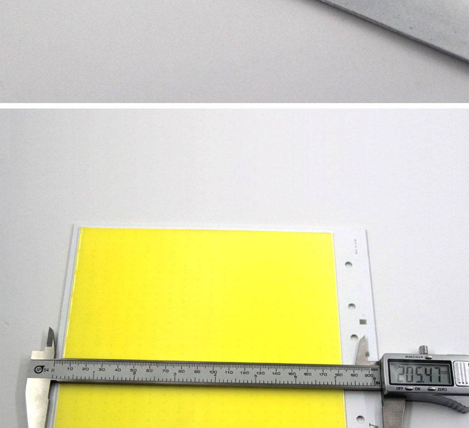 Super Bright Dimmable 12V COB LED Lights Board Panel Lamp max 300W LED Lighting with Dimmer Cold White 6500K COB Bulbs for DIY (5)