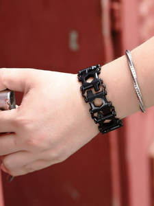 Screw-Driver Bracelet Tread Multi Men Watchband Emergency-Kit Outdoor