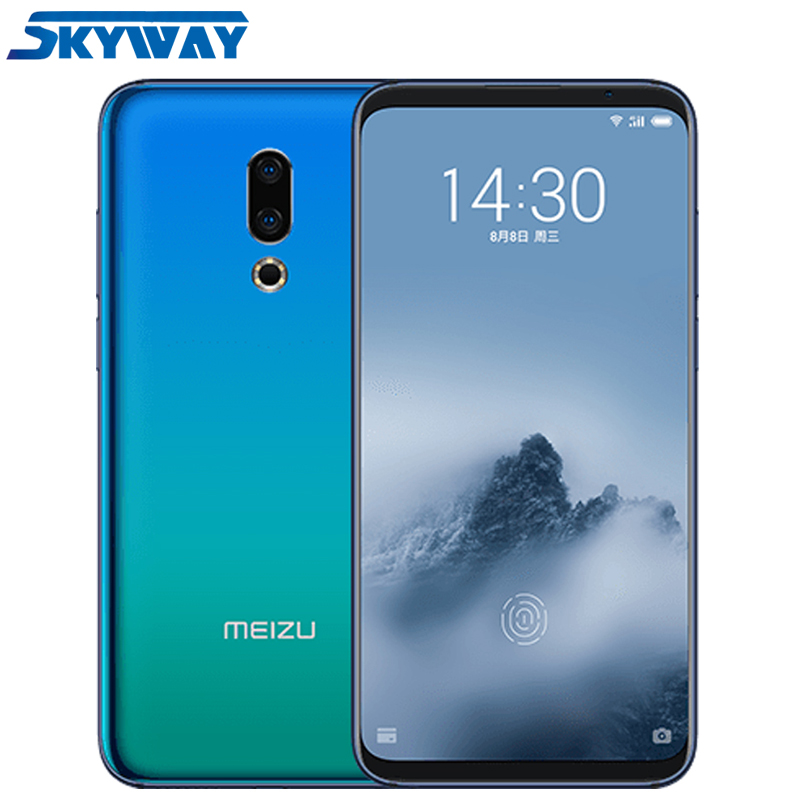 Meizu 16th 6GB 64GB Quick Charge 4.0 Octa Core Fingerprint Recognition 20mp New Rear title=