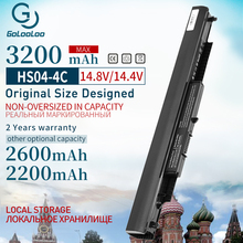 Laptop Battery Notebook Pavilion HS03 HS04 HSTNN-LB6V 807957-001 HP for 14-ac0xx/15-ac0xx/240/..