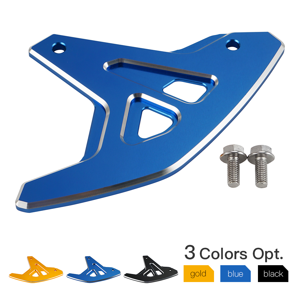 Rear Chain Guard Protector Cover For Suzuki DRZ125 DRZ400S DRZ400SM 2017 2018 All Years DRZ 125 400S 400SM 400 S SM Aluminum Gold