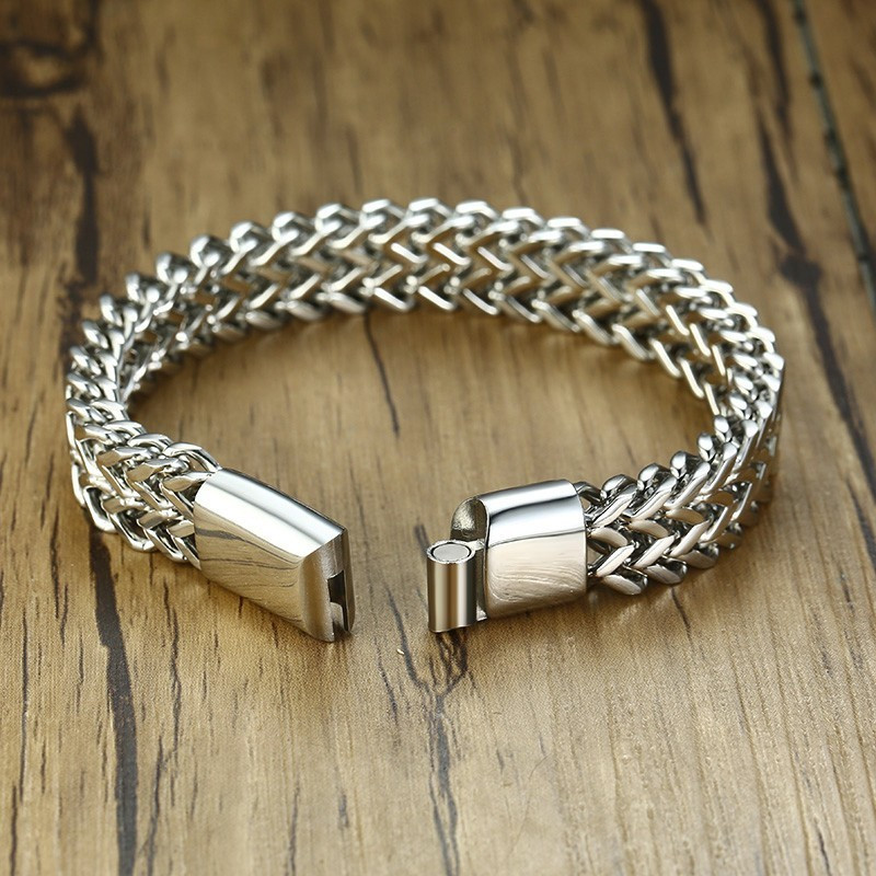 Vnox-Punk-12-5mm-Wave-Link-Chain-Bracelets-for-Men-Silver-Stainless-Steel-Never-Fade-Wristband (2)