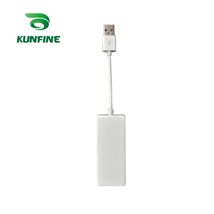 KUNFINE Wireless Wire Apple CarPlay Dongle for Android Car stereo Unit USB Carplay Stick with Android AUTO (9)