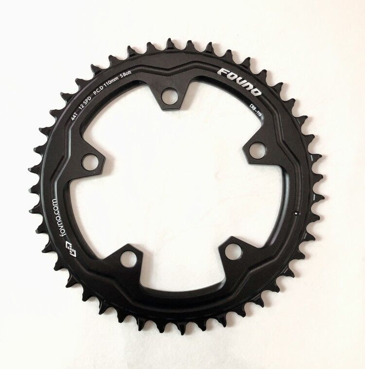 BCD110 Chainring Narrow Wide Circle 1x System crank 5bolts for RD folding bike