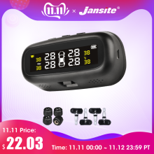 Monitor-System-Display Car-Tire-Pressure-Alarm Temperature Intelligent Fuel-Save Warning