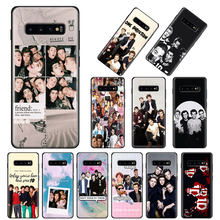 Мягкий чехол для Samsung Galaxy S10 S10e S20 Ultra S8 S9 S10 S20 Plus Note 8 9 10 Plus 5G Coque One Direction 1D(Китай)