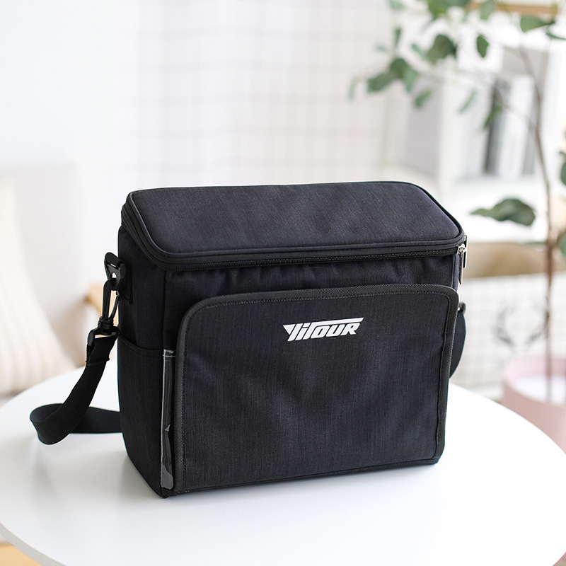 Good Quality Oxford Car Cooler Bag Multifunction Waterproof Insulated Bag Large Capacity Cool Delivery Bags Shoulder Ice Pack