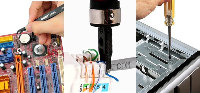 network tool kit bag