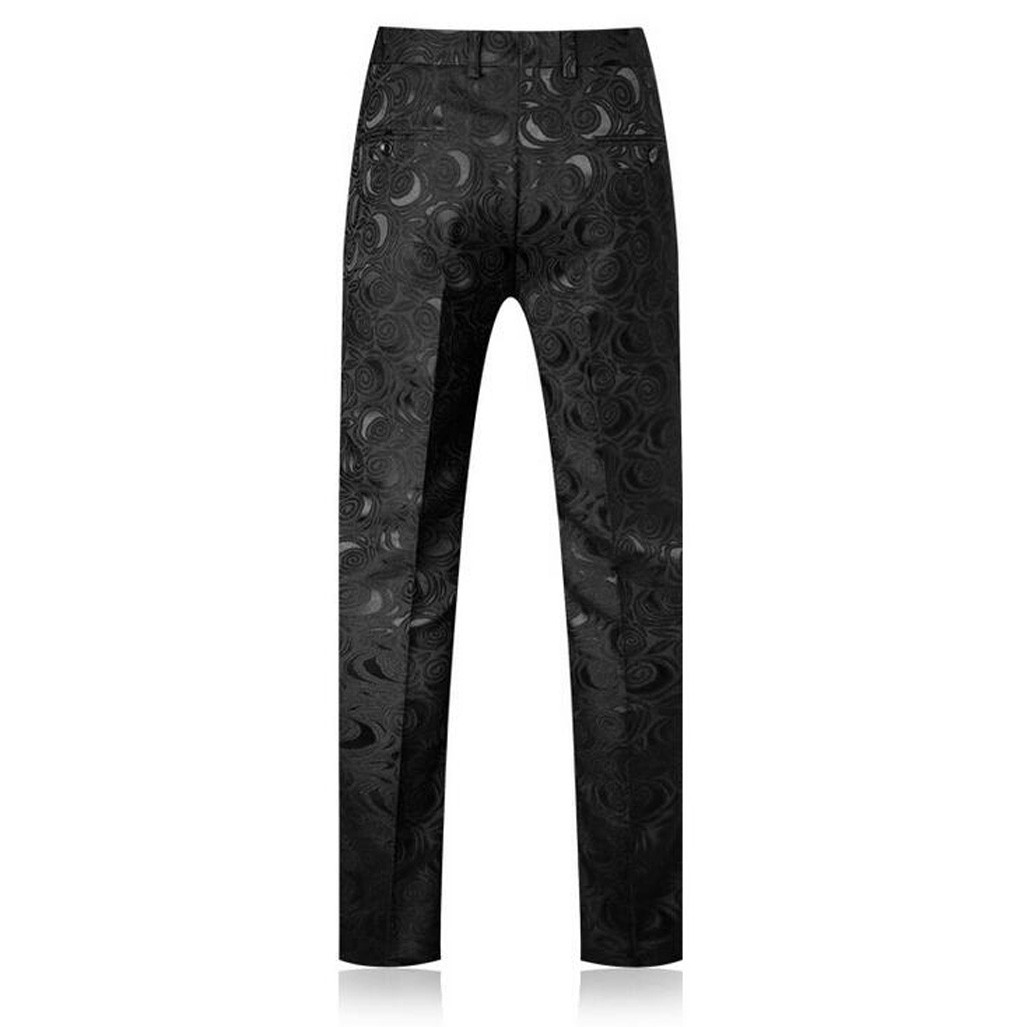 Homme Suit Pants Men Office Trousers for Men Dress Pants Ankle Length Casual Social Slim Fit Pantalones Hombre de vestir Trouser