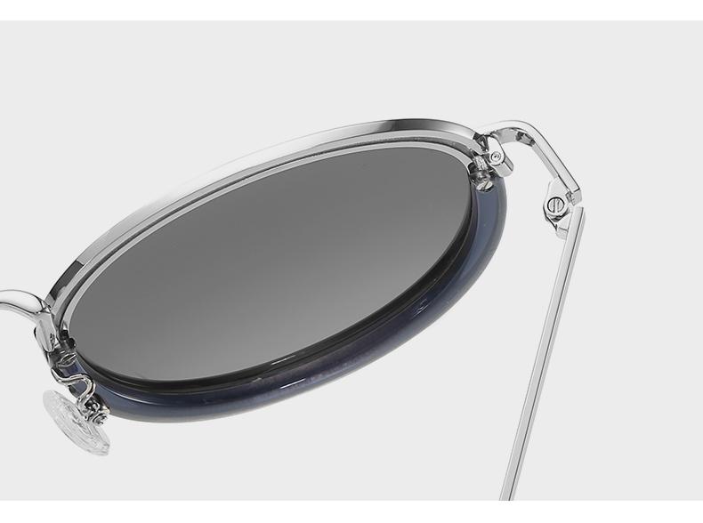 Sunglasses Women Vintage Round Sun Glasses Polarized Lens UV400 Anti Reflective Summer Polarized Women Snnglasses (31)