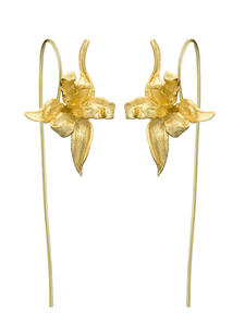 Dangle Earrings Iris...