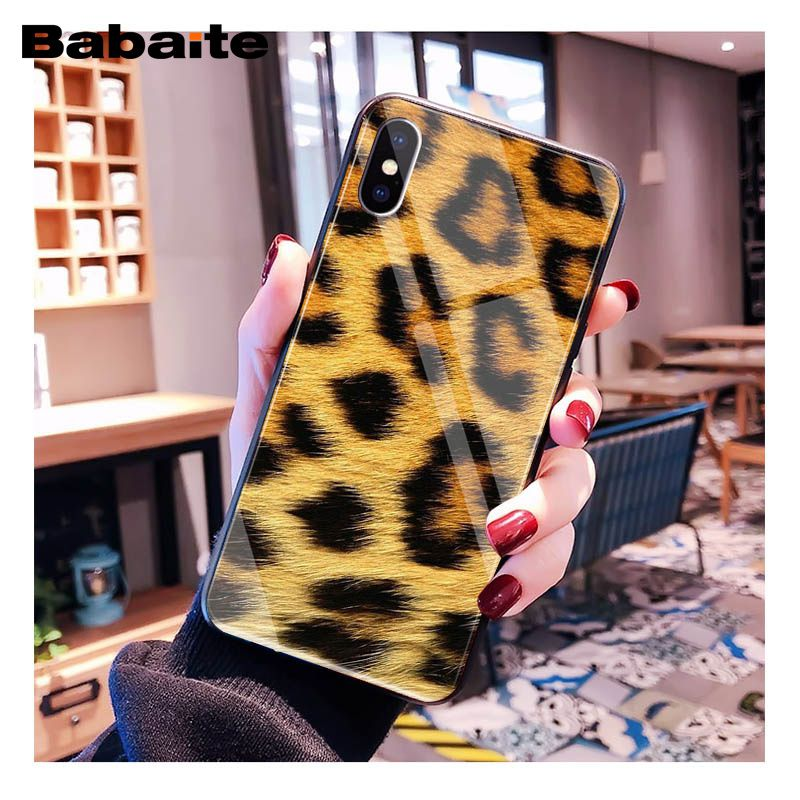 Fashion Leopard fur