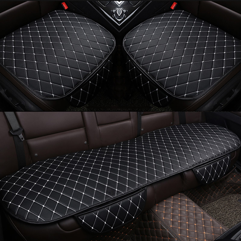 Mat Seat-Cushion Interior-Accessories Auto-Chair-Protector Rear-Backseat-Seat-Covers title=