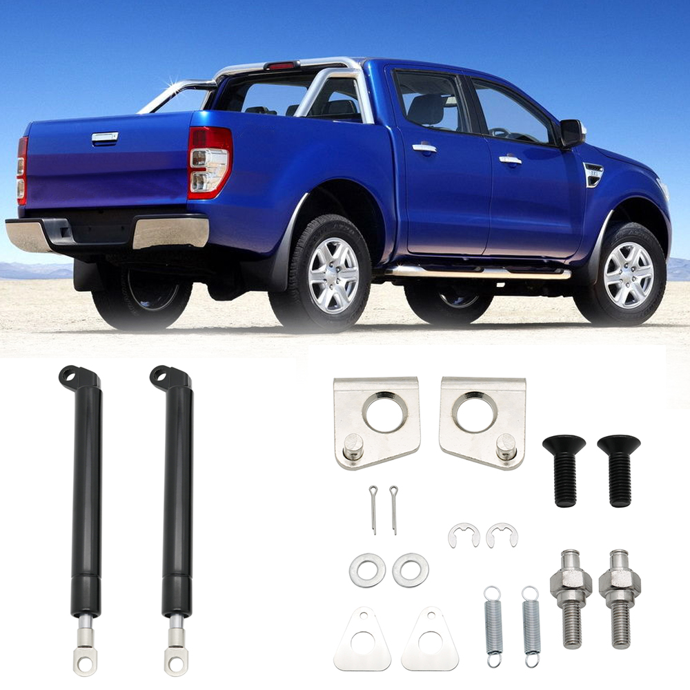 Easy-Up-Strut-Set Car-Accessory Spring Tailgate Ford Ranger Steel T6 Year 1-Pair 210mm title=