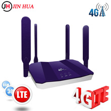 Hotspot Modem Cpe Router Sim-Card 300mbps Mobile-Wifi RJ45 Unlocked Wan/lan-Port Wireless