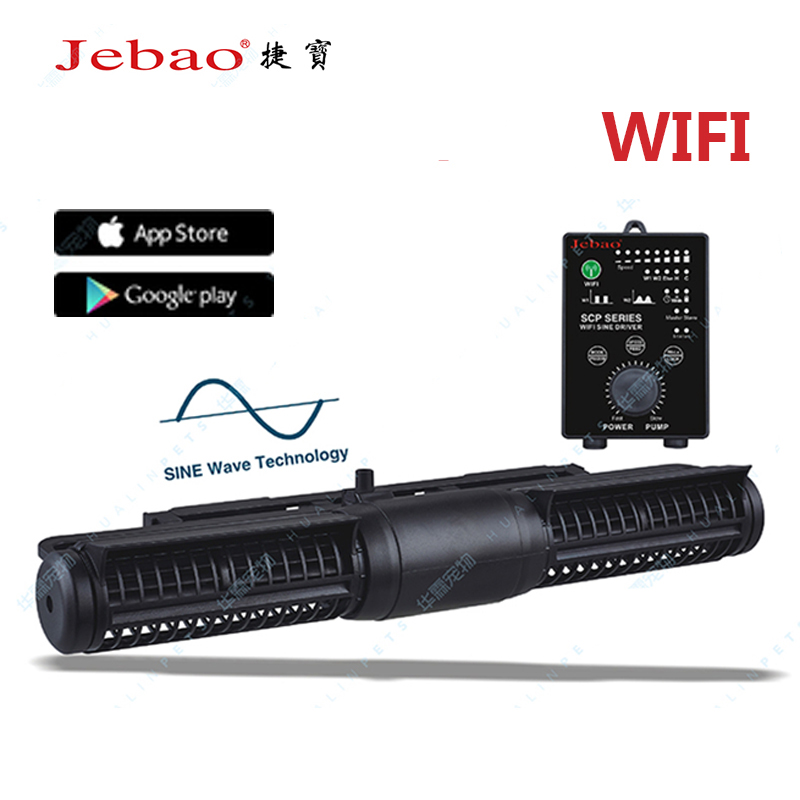 Aqualink T1 Wireless Controller for Jebao Jecod CP25//CP40//SCP90//SCP120//SCP150 Cross Flow Wave Maker and for DCS//DCT//DCP Pump