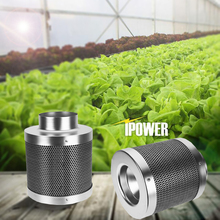 Parts-Replacement Hydroponic Air-Purifier Indoor-Plant AIR-EXHAUST-FILTER-COTTON Activated-Carbon