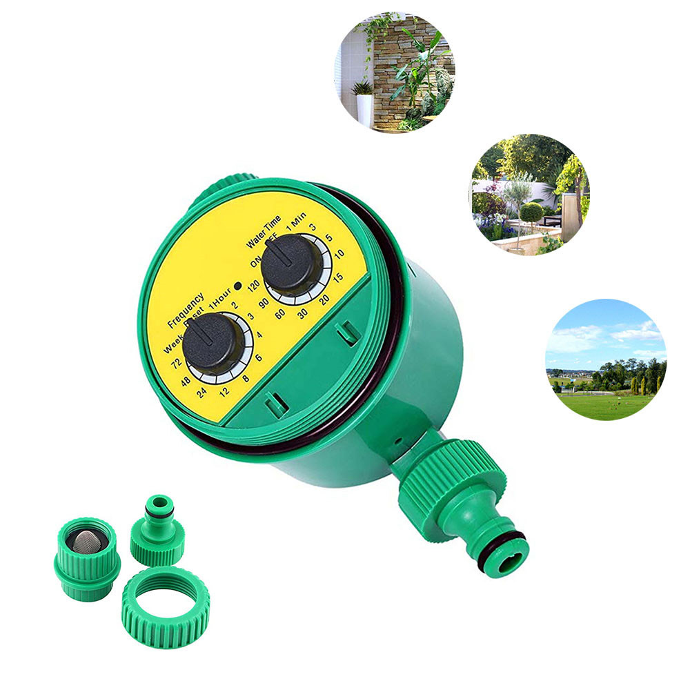 Water-Timer Electronic-Watering-Faucet Garden-Irrigation-Controller Automatic Multi-Function title=