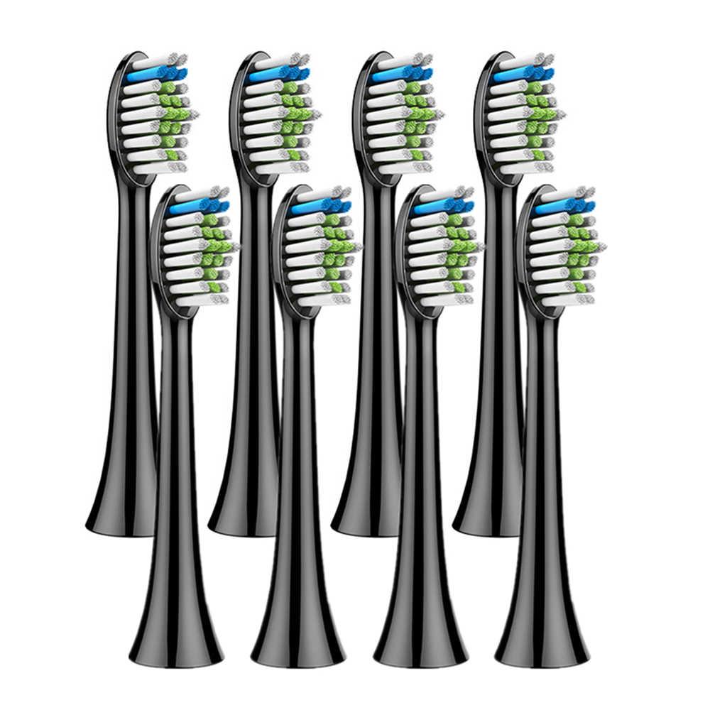 Купить сменные насадки для электрических зубных щеток philips