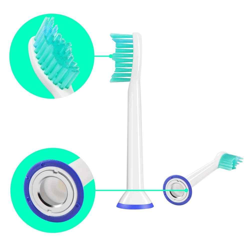 Цветная электрическая зубная щетка