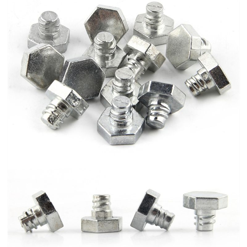 Beyblad Spinning Top Fight Parts Metal Face Bolts Performance Tip Pack 6pcs// lot