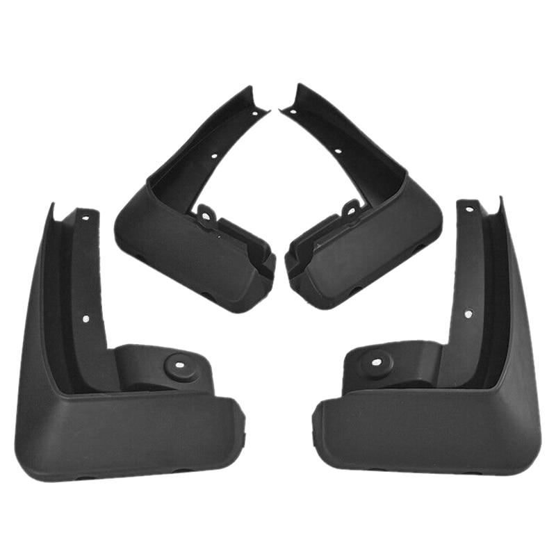 x4 For Ford Fiesta 09-16 MK7 Mud Flaps Splash Guards Fender Mudguard New Set