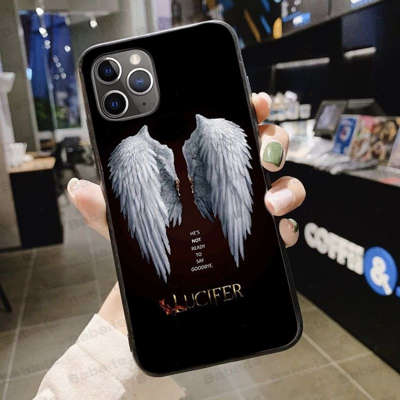 American TV Degenerate angel Lucifer