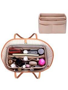 HHYUKIMI Insert-Bag Handbag Inner-Purse Make-Up-Organizer Travel Felt Portable Brand