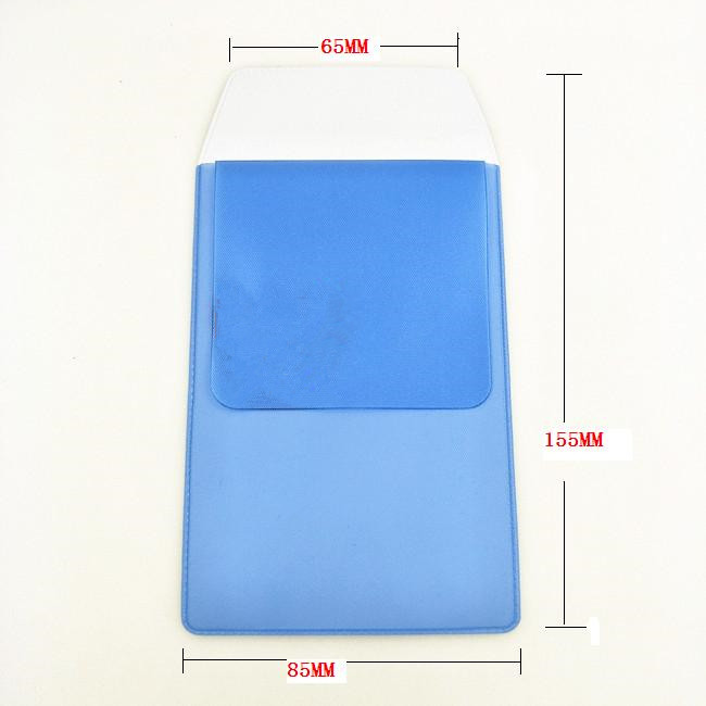 Transparent Doctors Nurses Dedicated Pen Bag Practical Pen Inserted Leak-Proof PVC Hospital Supplies