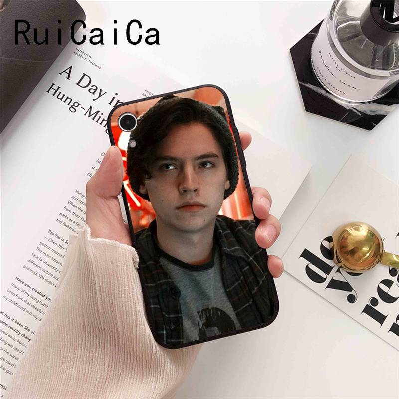 American TV Riverdale Series Cole Sprouse Logo