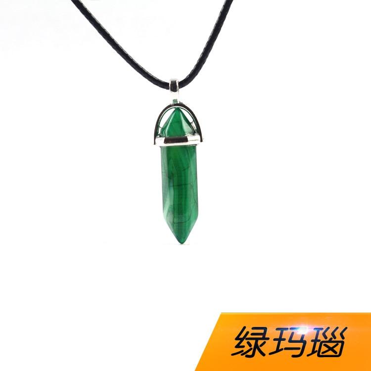 绿玛瑙 蜡绳