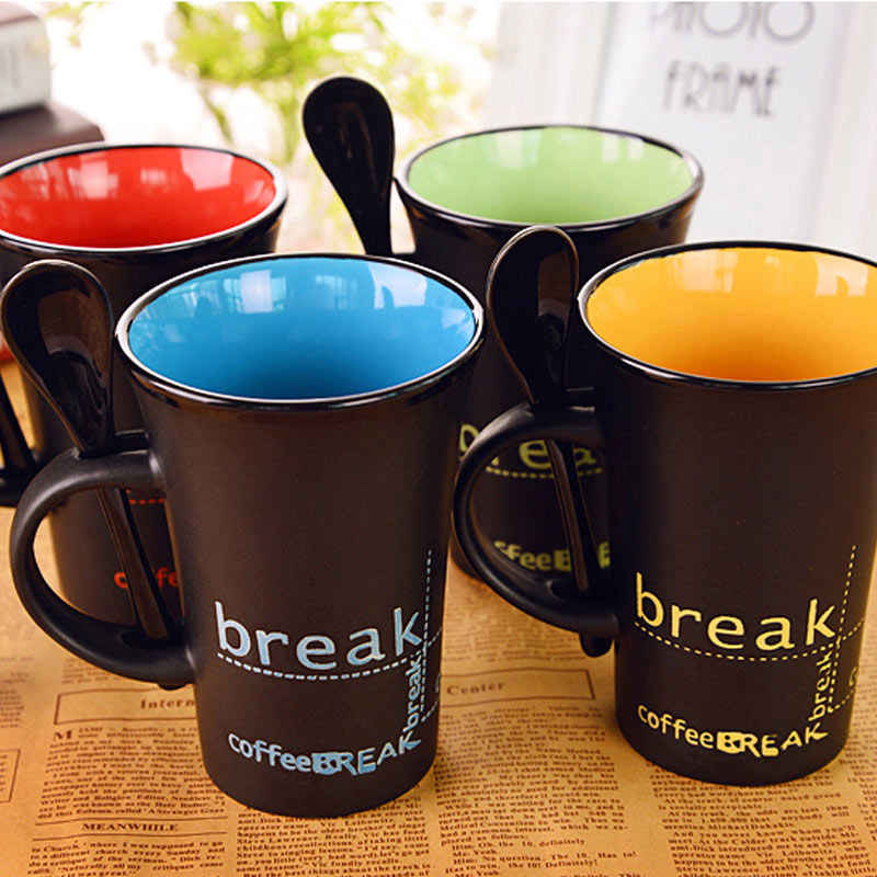 Печать логотипа на чашках и кружках