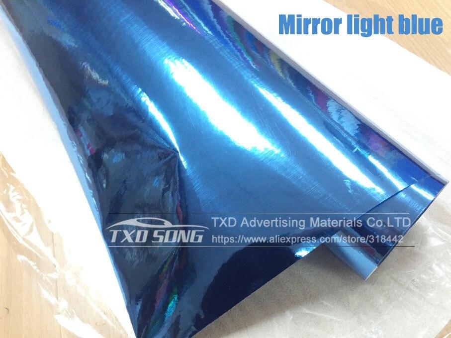 MIrror light blue