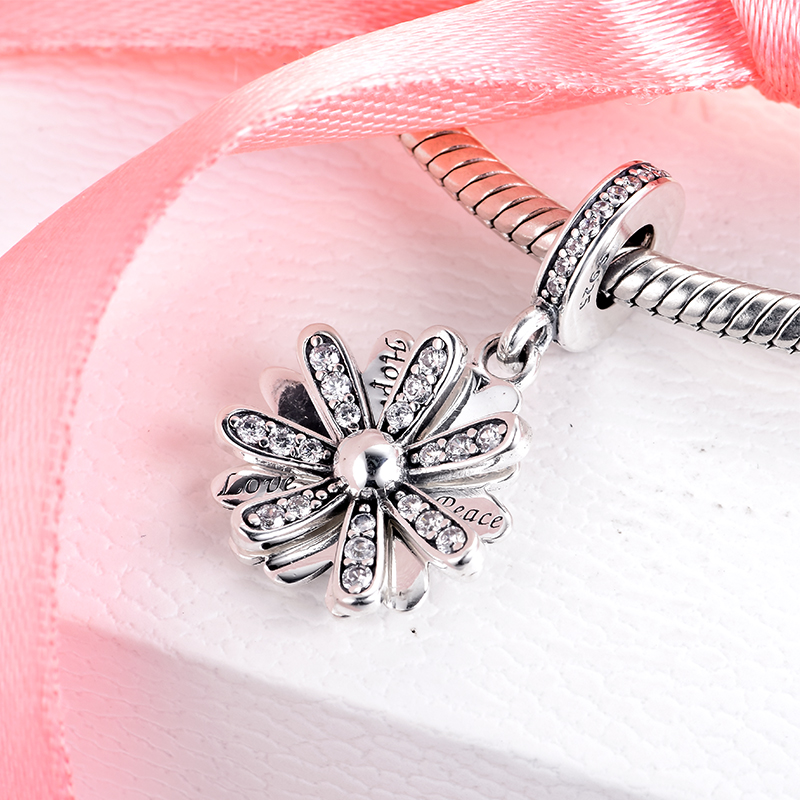 2020-Spring-Sparkling-Daisy-Flower-Dangle-Charm-925-Sterling-silver-Charms-fit-Beads-Bracelets-Necklaces-DIY