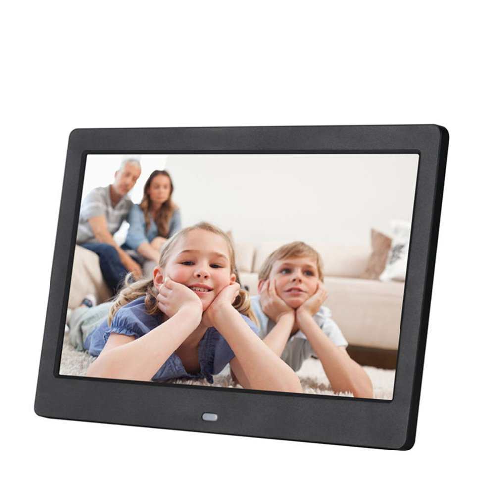 10.1 Inch Remote Control Automatic Cycle Lcd Widescreen Hd Led Electronic Photo Album Digital Photo Frame Wall Machine