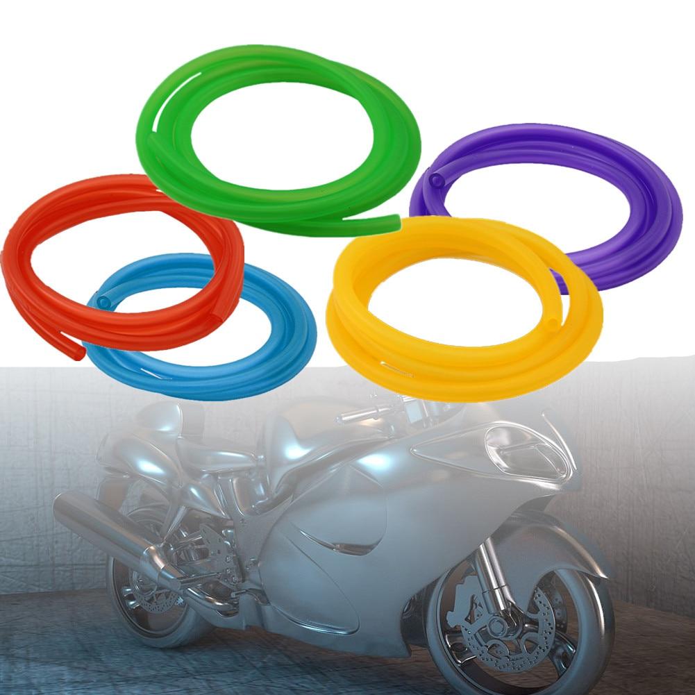 Racing Green Fuel Line Gas Hose For Motorcycle Atv Mini Bike Go Kart 3//16/'/'