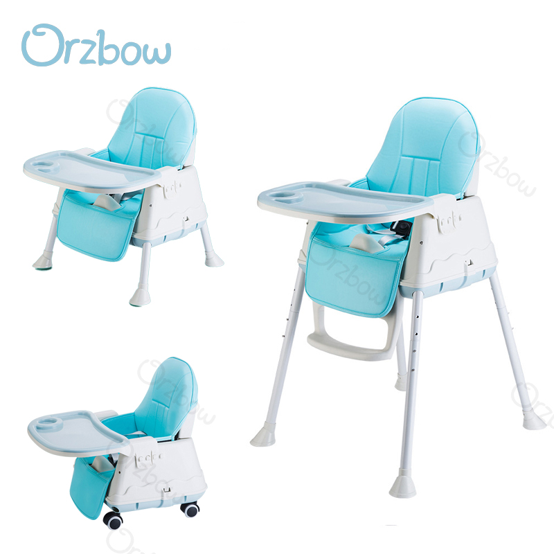 Baby High Chair Cushion Seat Booster Cover Kids Feeding Highchair Soft Safe Pad