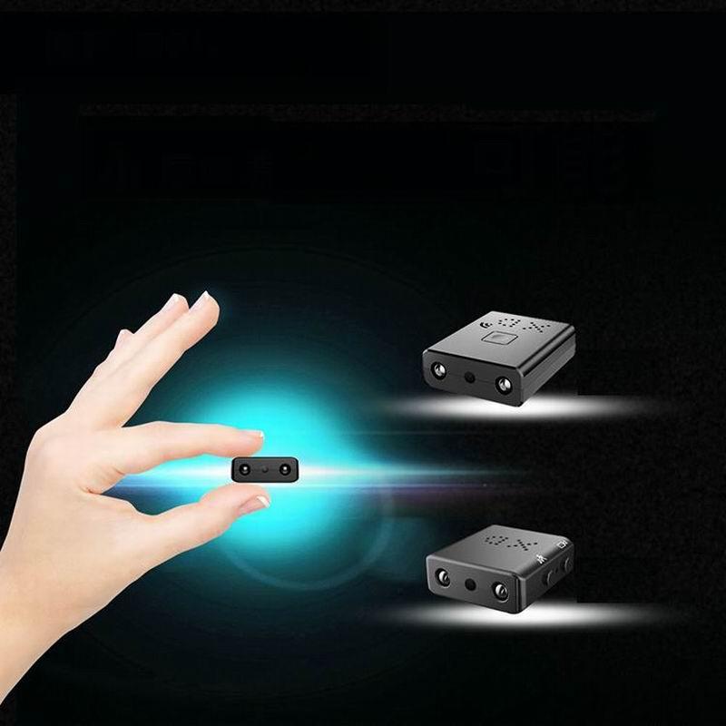 Volemer XD Wifi Mini Camera HD 1080P Home Security IR Night Vision Wireless Video Camera Motion Detection Portable Micro Camera (7)