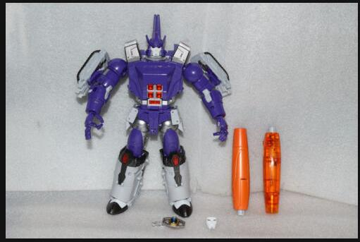 New Transformers FansToys FT-16M FT16M Sovereign MP Galvatron in Stock MISB