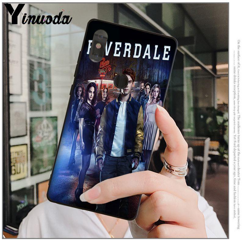 Hot TV show Riverdale pattern