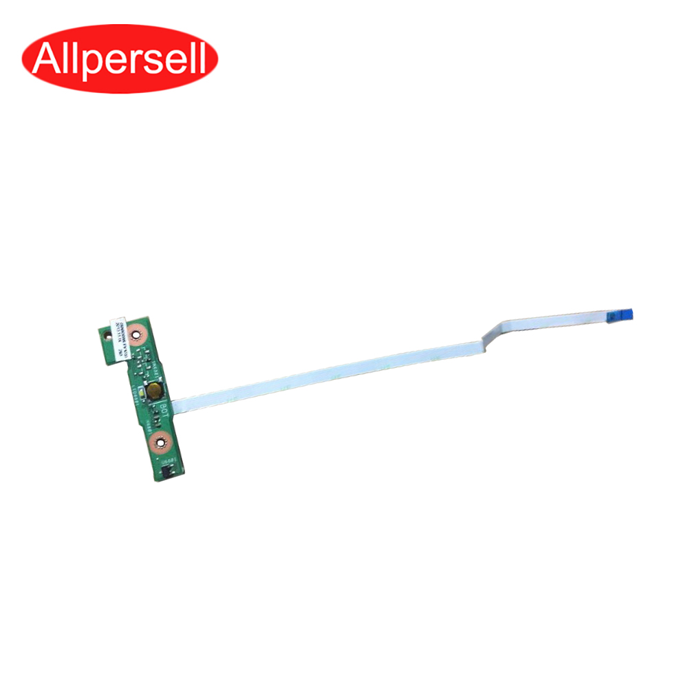 New ASUS X550C X550CC A550C X550V Y581C X550VC Power switch flex ribbon cable