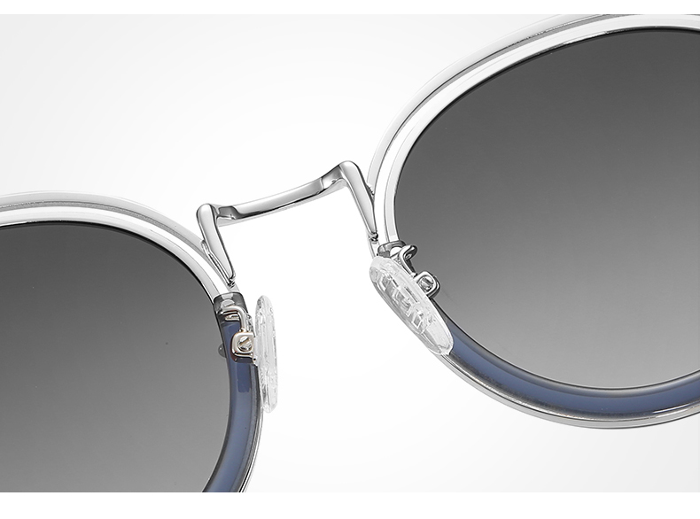 Sunglasses Women Vintage Round Sun Glasses Polarized Lens UV400 Anti Reflective Summer Polarized Women Snnglasses (32)