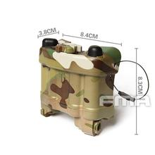 Battery-Box Helmet-Accessories Fma Nvg Military Tactical An/pvs-31 Training Outdoor