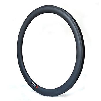CBK WR50C 25mm width U Shape Full carbon 50mm clincher rims 111