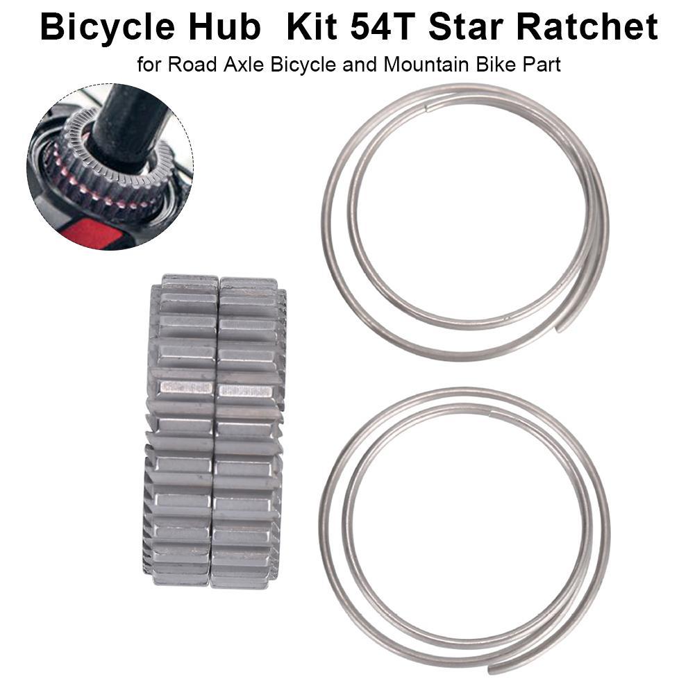 Steel Bike 54T Star Ratchet MTB Mountain Hub Service Kit Freehub Repair