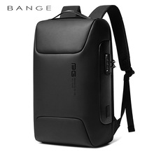 Laptop Backpack BANGE Business-Shoulder-Bags Waterproof for Fits-For New