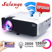LED Projector Beamer Smartphone Video Salange Android E400S Wireless Mini for Usb-Mirror